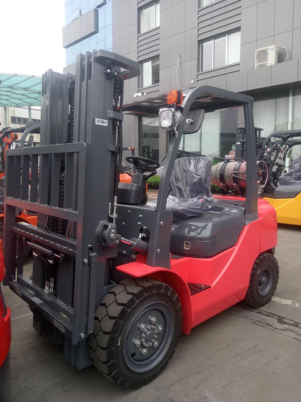 Sideshifters For Forklift