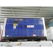 Tipo silencioso do gerador diesel azul de Kusing K30250