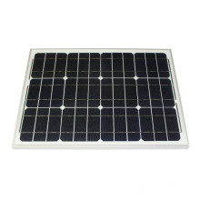 30 Watt Photovoltaik Mono Solarmodul Montage