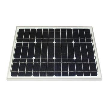 Montage sur panneau solaire Mono photovoltaïque de 30 watts