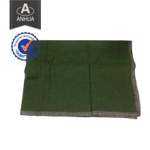 Manta de lana militar de alta calidad