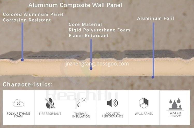 stone look external wall siding panel