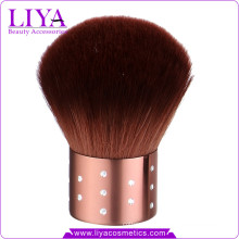 Private Label Kabuki Shaving Brush With Soft Synthetic Hair