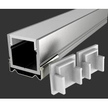 Perfil de alumínio LED OEM e ODM para barra de luz LED