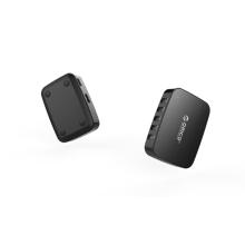 Carregador móvel ORICO carregadores de dispositivos USB de 5 portas e OTG lê e escreve ao mesmo tempo