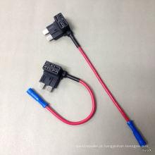 Adicione um suporte padrão da torneira do fusível do carro do tipo da lâmina do ATO do circuito