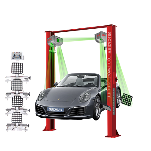 Professional Wheel Alignment Equipment