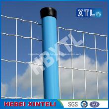 PVC-beschichtete galvanisierte Drahtzaun