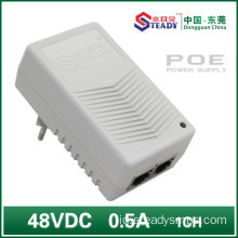 48V 0,5A POE Power Supply