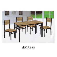 Wood Table Antique Wooden Dining Room Furniture Home Furniture