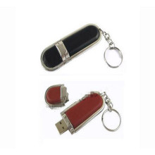 Melhor 64gb Genuine Leather Usb Flash Drives
