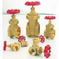 Brass floating ball actuated valve, J5007 brass floating ball valve, brass/pvc ball