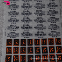 Heat Transfer Printing Labels for Sport Clothing Decorate Clothing
