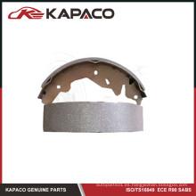 K011-26-38Z zapatas de freno autopartes para SPORTAGE (K00) 2.0 i 16V 4WD