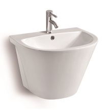 G810 Wall Mounted Ceramic Basin