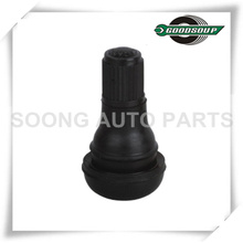 Standard Snap in Tubeless Tire Valve Stem TR412