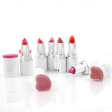 Silver Color Heart Love Type Lipsticks