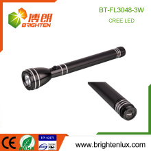 Fábrica de venta al por mayor de aluminio de mano Long Beam Distance USB más potente recargable led antorcha