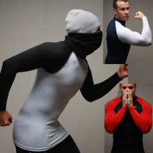 Tight Quick-dry Long Sleeve Compression Wear for Sports