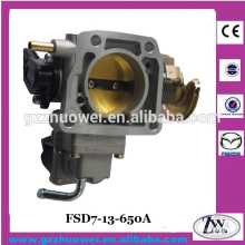 OEM Mazda Part Universal Throttle Body for Mazda 323, 626, PREMACY FSD7-13-650A