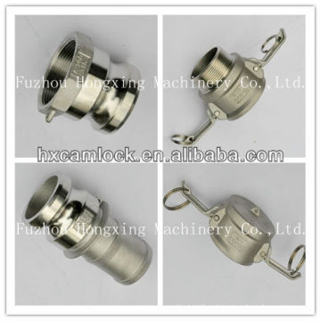 Male quick coupler