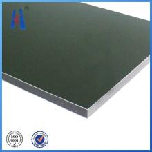 Paroi de cloison en panneau composite en aluminium PVDF