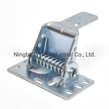 High Precision Custom Made Zinc Plated Steel Stamping Die Parts