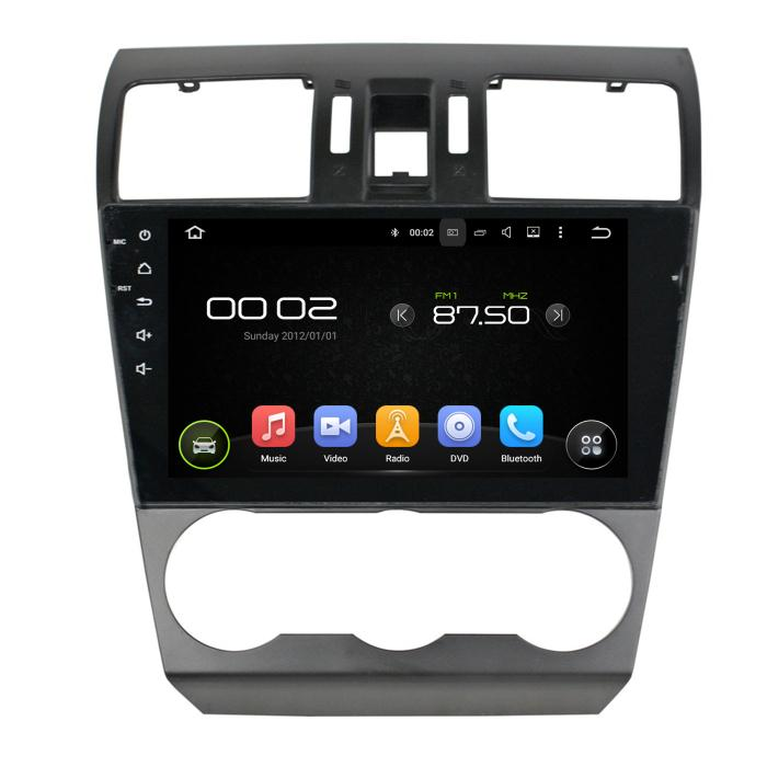 car GPS player for Subaru Forester  2014-2016