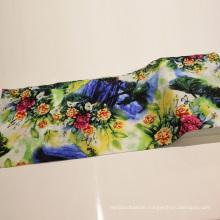 Printing Pure Ramie Fabrics