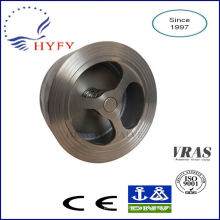 Premium quality High Quality Angle Type Stop Check Valve