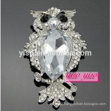 newest design alloy owls brooch for men