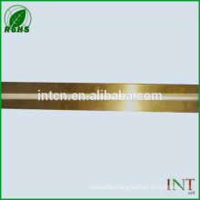 Electric Thermostat contact materials Silver brass Bimetal strip