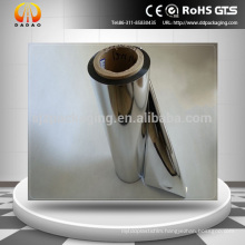 12mic high reflective metallized pet film for insulation, thermal insulation
