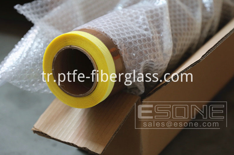 PTFE tape with adhesive