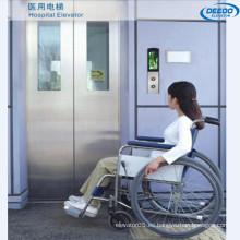 Elevador de paciente eléctrico Elevador de hospital estable Elevación de paciente