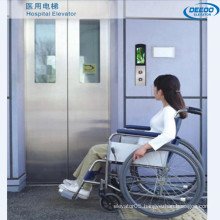 Electric Stable Hospital Elevator Passenger Patient Lift