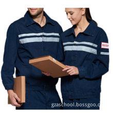 Work uniform, pure cotton denim, wear-resisting