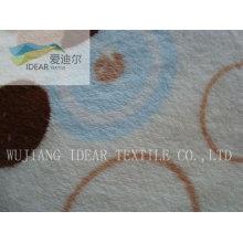 Полиэстер напечатаны полотенце ткань 005