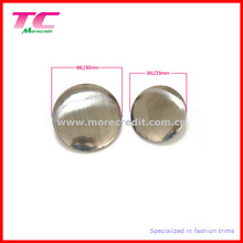 High Quality Blank Metal Button for Garment