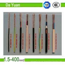 Cables y alambres eléctricos (BV / BVV // BVVB)