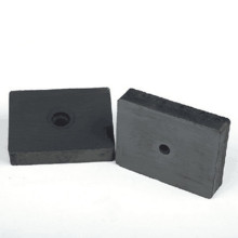 Permanente Magnetabscheider Ferrit-Magneten (UNI-Ferrit-o1o)