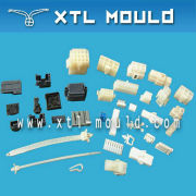 Professional custom auto parts abs injection molded plastic part