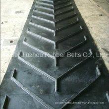 Closed Y Rubber Conveyor Belt