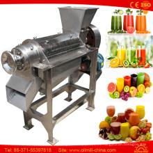 Máquina de extracción de jengibre Extractor de jugos de prensa en frío comercial