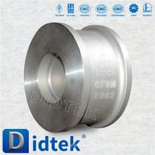 Válvula de retención DIDTEK 150LB CF8M de 2 pulgadas
