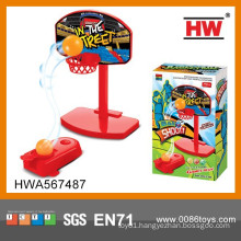 Top quality children indoor toys plastic mini basketball game toy