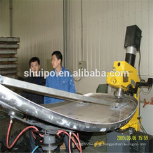 Dished end/Dished End Forming Machine/Hydraulic Tank Head Forming Machine
