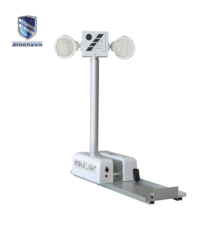 Vehicle Mounted Telescopic Camera Tower