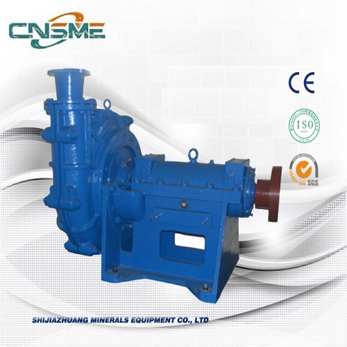 Ground Ore Slurry Pump