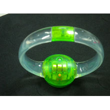 sound controlled led lighted bracelet HOT sell